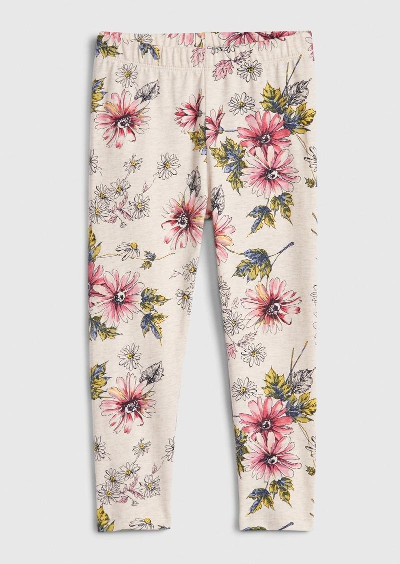 Gap Toddler Floral Leggings