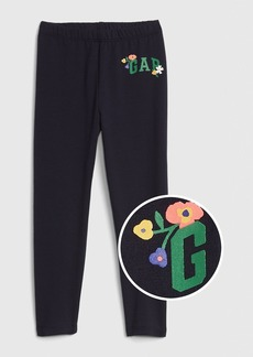 Toddler Gap Logo Leggings in Stretch Jersey