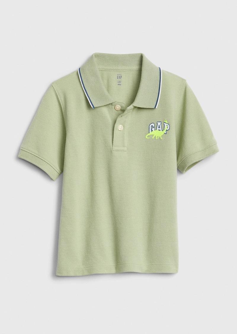 Toddler Gap Logo Polo Shirt