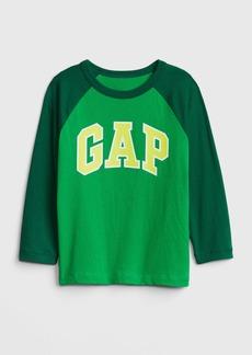 Toddler Gap Logo Raglan T-Shirt