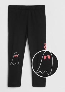 Gap Toddler Glow-in-the-Dark Ghost Leggings