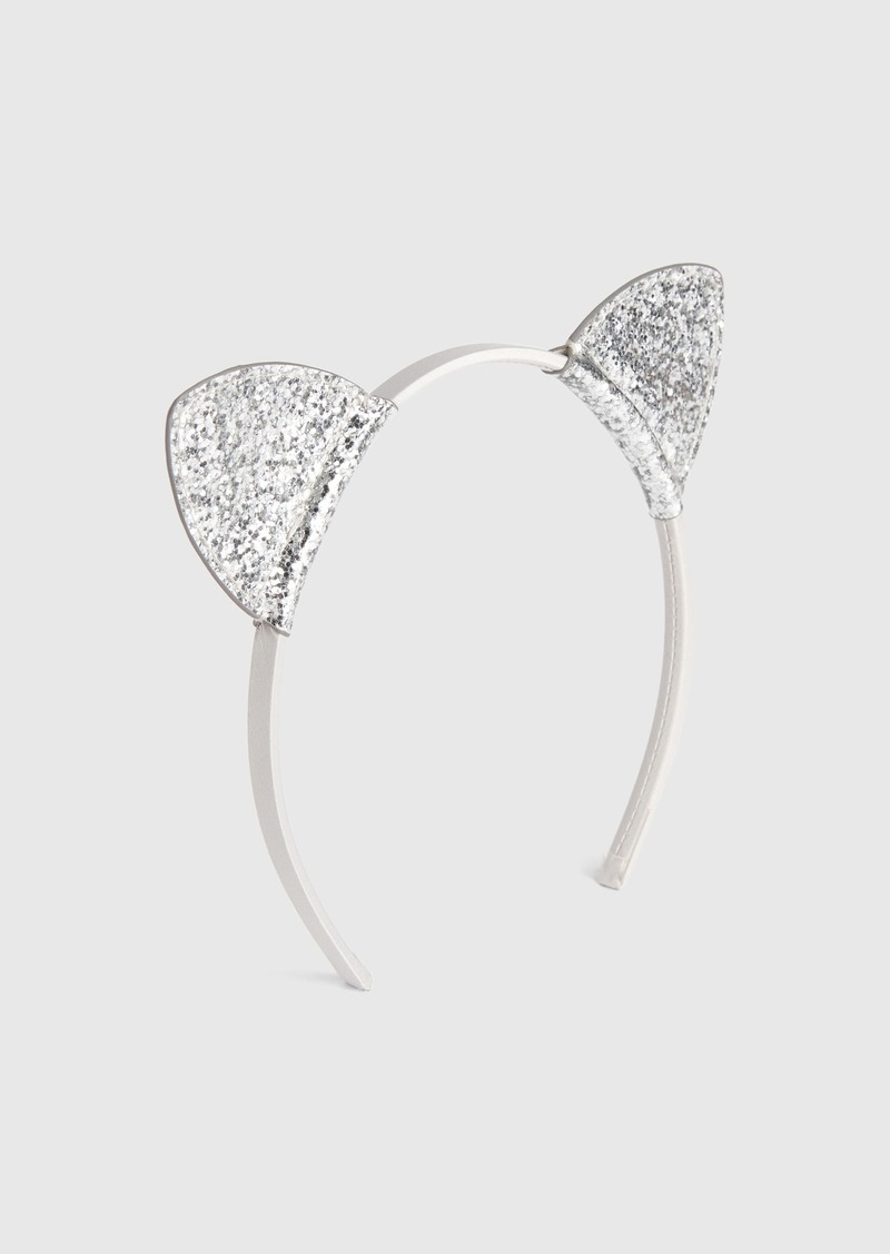 Gap Toddler Glitter Cat Headband
