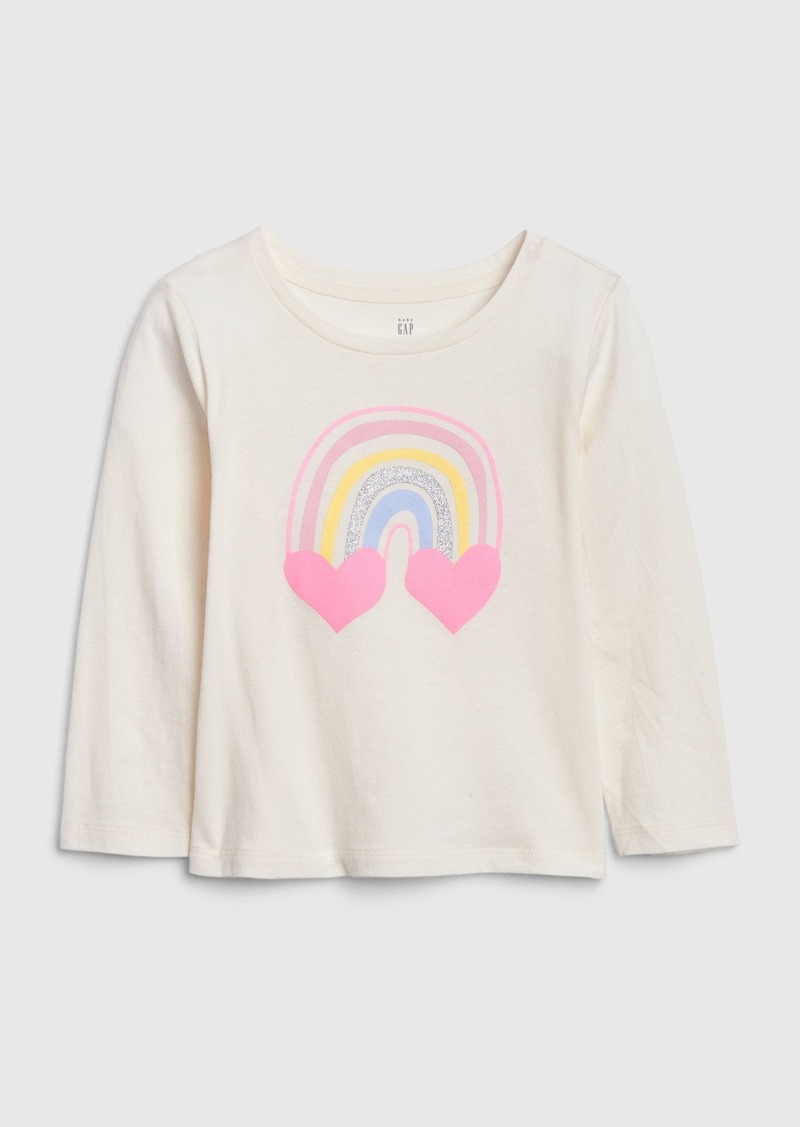 Gap Toddler Graphic T-Shirt