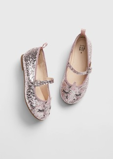 Gap Toddler Glitter Unicorn Flats