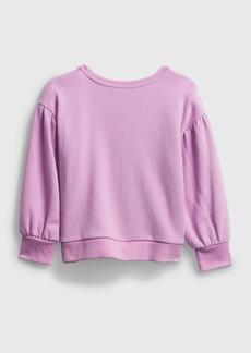 Gap Toddler Graphic Crewneck Sweatshirt