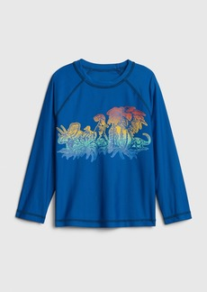 Gap Toddler Long Sleeve Rash Guard