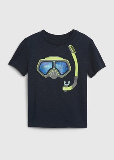 Gap Toddler Graphic Short Sleeve T-Shirt