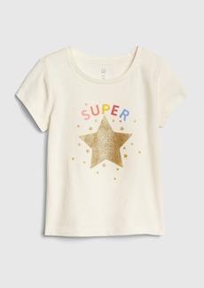 Gap Toddler Graphic Short Sleeve T-Shirt