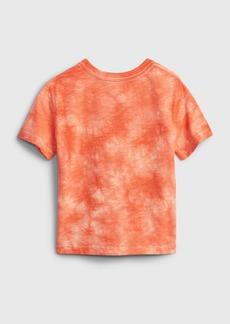 Gap Toddler Tie-Dye Graphic T-Shirt