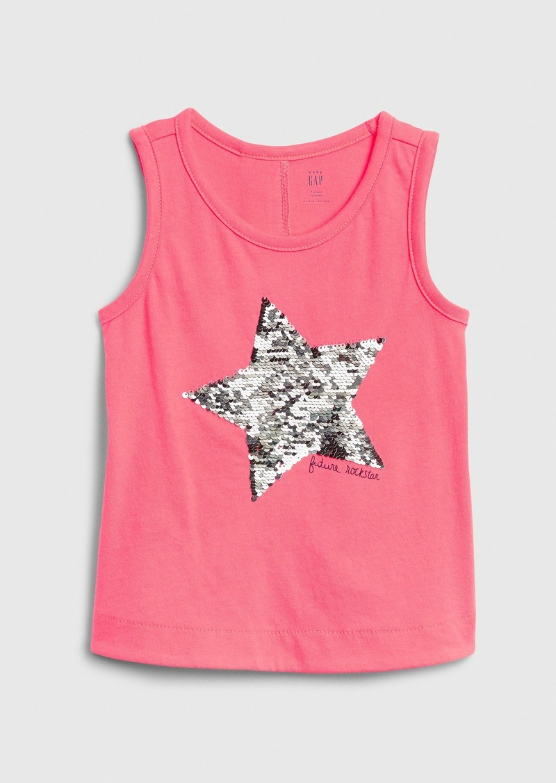 Gap Toddler Graphic Tank Top