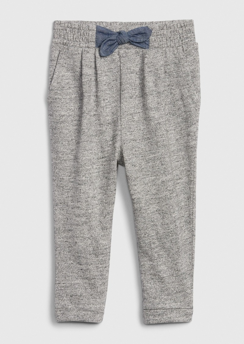 Gap Toddler Knot-Tie Joggers