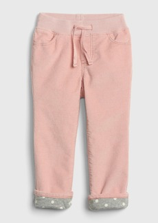 Gap Toddler Lined Straight Cords