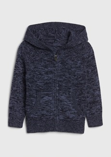 Gap Toddler Marled Hoodie Sweatshirt
