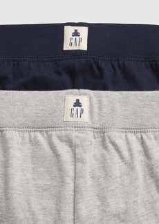Gap Toddler 100% Organic Cotton Mix and Match Pull-On Pants (2-Pack)