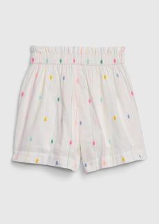 Gap Toddler Multi-Stripe Pull-On Shorts