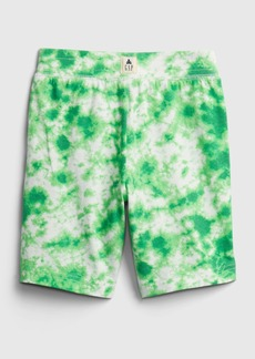 Gap Toddler 100% Organic Cotton Mix and Match Tie-Dye Pull-On Shorts