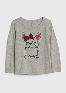 Gap Toddler Pintuck T-Shirt