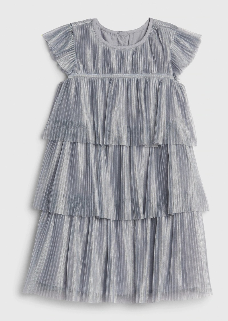 Gap Toddler Pleated Tulle Dress