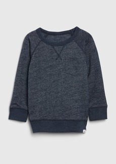 Gap Toddler Pocket Crewneck Sweatshirt
