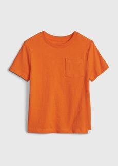 Gap Toddler Pocket Short Sleeve T-Shirt