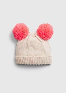 Gap Toddler Pom Pom Knit Hat