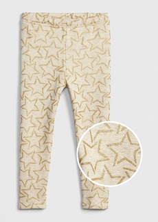 Gap Toddler Print Cozy Leggings