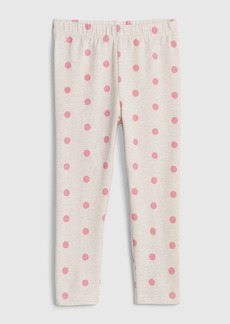 Gap Toddler Print Leggings in Stretch Jersey