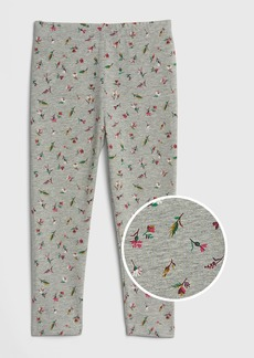 Gap Toddler Print Leggings in Stretch Jersey