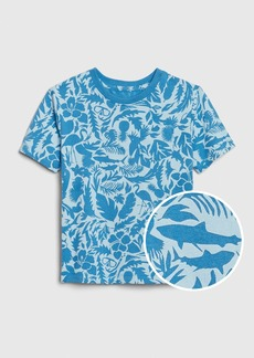 Gap Toddler Print Pocket T-Shirt