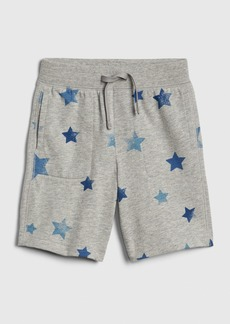 Gap Toddler 100% Organic Cotton Mix and Match Print Pull-On Shorts