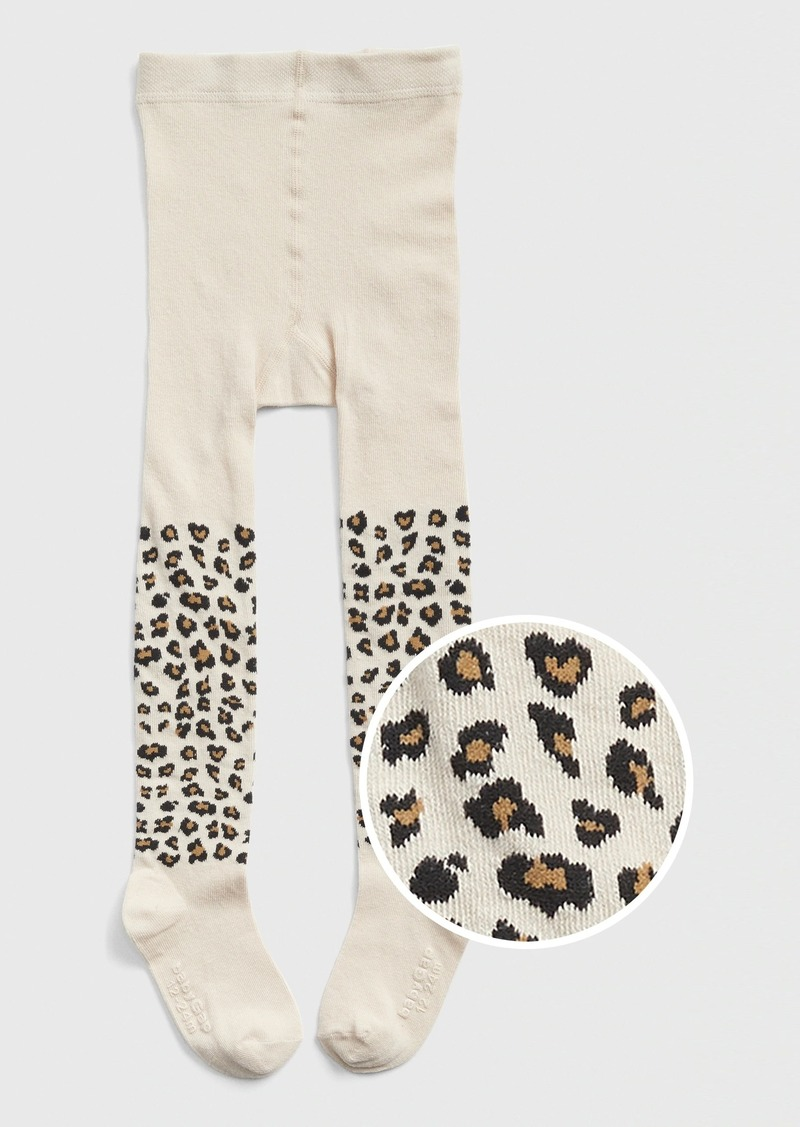 Gap Toddler Print Tights