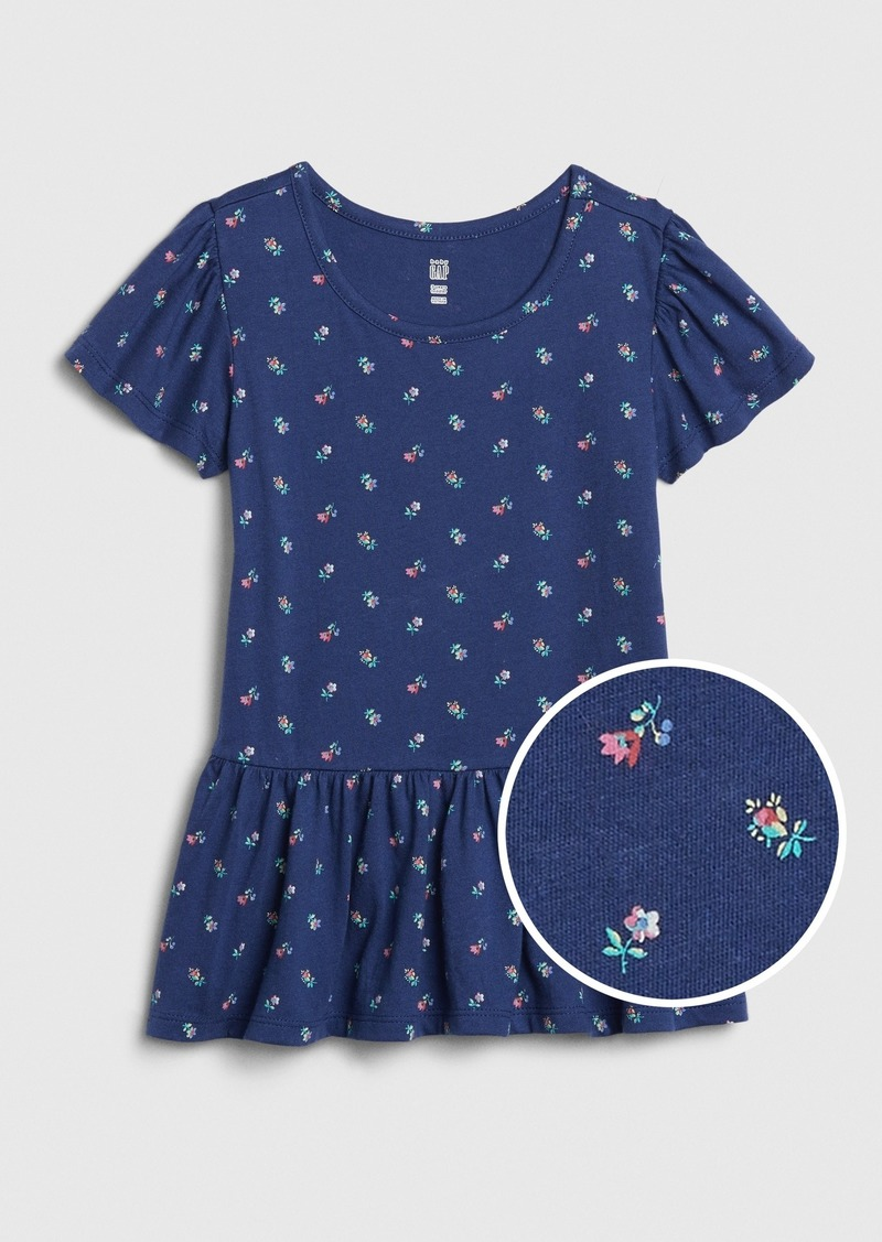 Gap Toddler Print Tunic T-Shirt