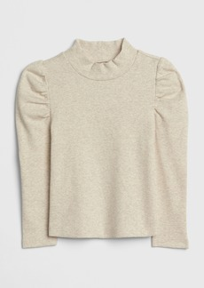 Gap Toddler Puff-Sleeve Turtleneck