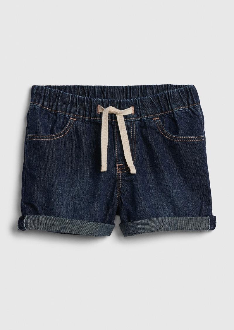 Gap Toddler Pull-On Denim Shorts