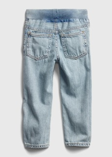 Gap Toddler Pull-On Distressed Slim Jeans