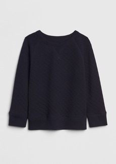 Gap Toddler Quilted Sweatshirt