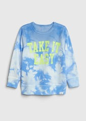 Gap Toddler Raglan Sweatshirt