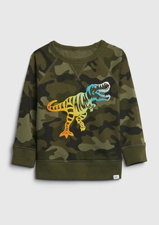 Gap Toddler Raglan Sweatshirt