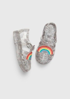 Gap Toddler Rainbow Jelly Sandals