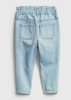 Gap Toddler Recycled Ruffle Just Like Mom Jeans with Washwell&#153