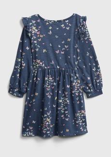 Gap Toddler Ruffle Print Dress
