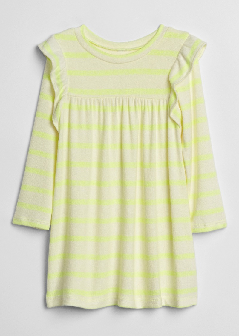 Gap Toddler Ruffle Softspun Dress