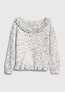 Gap Toddler Ruffle Sweater