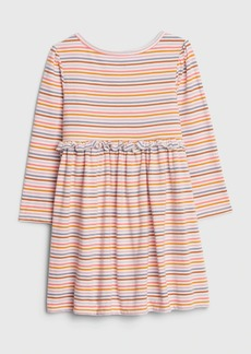 Gap Toddler Ruffle Waist Dress
