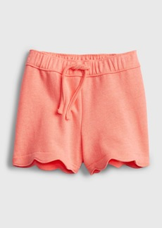 Gap Toddler Scalloped Pull-On Shorts