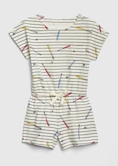 Gap Toddler Short Sleeve Romper