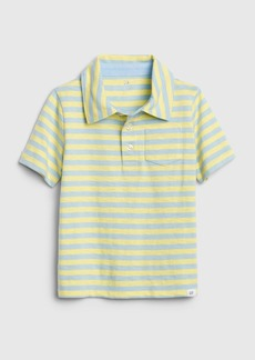 Gap Toddler Stripe Polo Shirt