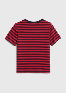 Gap Toddler Stripe Short Sleeve T-Shirt