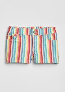 Gap Toddler Stripe Shortie Shorts