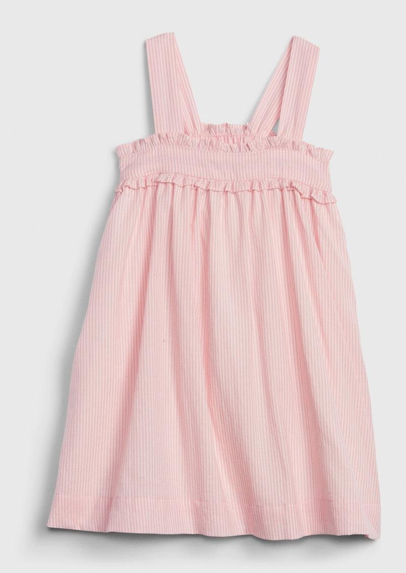 Gap Toddler Stripe Squareneck Dress